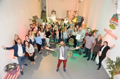 Upcycle Revolution event judged by Max McMurdo